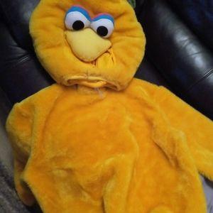 Big Bird adult size costume
